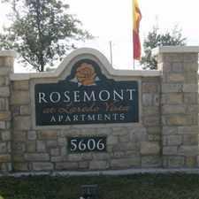 Rental info for Rosemont at Laredo Vista