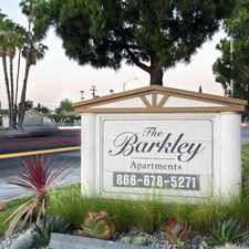 Rental info for The Barkley Apartments in the Anaheim area