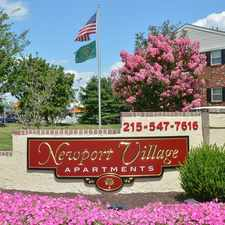 Rental info for Newport Village Apartments (038)