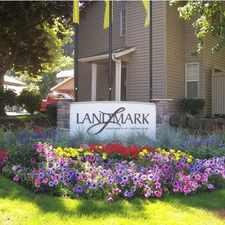 Rental info for Landmark