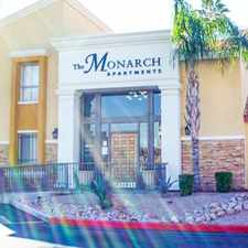 Rental info for The Monarch