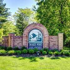 Rental info for Drakes Pond