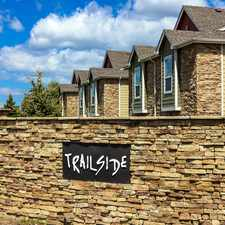 Rental info for Trailside Apartments in the Parker area