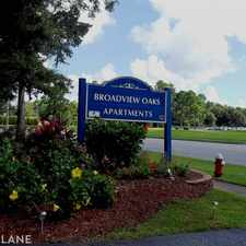 Rental info for Broadview Oaks Apartments
