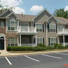 Rental info for St. Andrews in the Johns Creek area