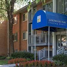 Rental info for Lerner Arrowood Parc