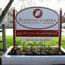 Rental info for Rosedale Gardens