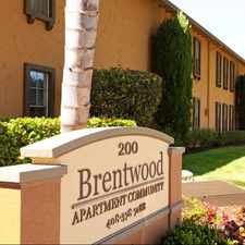 Rental info for Brentwood