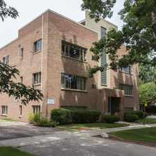 Rental info for Harvey Allen Apartments