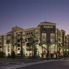 Rental info for Anavia