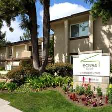 Rental info for eaves Cerritos