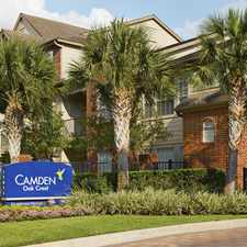 Rental info for Camden Oak Crest