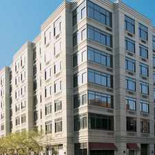Rental info for 600 Washington