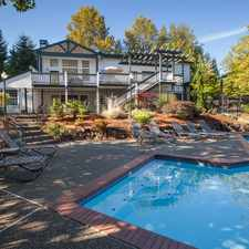 Rental info for Sammamish View Apartments