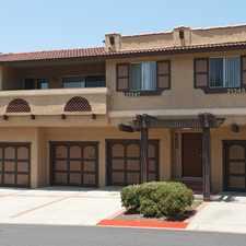 Rental info for Trabuco Villas