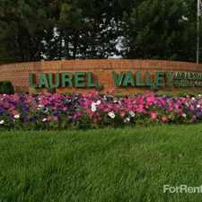 Rental info for Laurel Valley