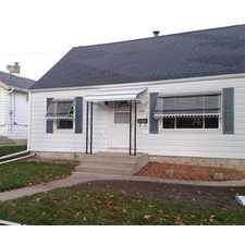 Rental info for house for rent in the Oak Creek area