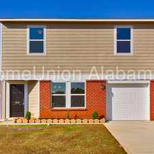 Rental info for Magnificent home featuring gorgeous hardwood floors and spacious living!