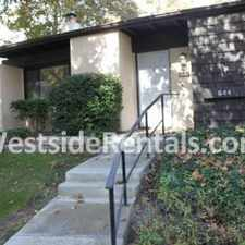 Rental info for Lovely 2 bedroom 2 bath condo