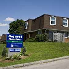 Rental info for Maywood Meadows in the Kitchener area