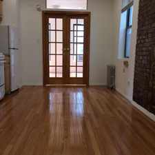 Rental info for Bowery in the NoHo area