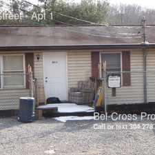 Rental info for 85 Mason Street