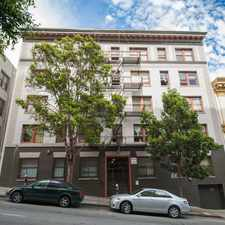 Rental info for 434 LEAVENWORTH Apartments in the Tenderloin area