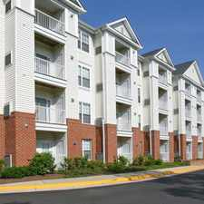 Rental info for The Reserve at Eisenhower in the Alexandria area