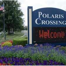 Rental info for Polaris Crossing in the Columbus area