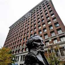Rental info for Civic Center Plaza Apartments