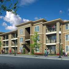 Rental info for The Promenade Apartments at Pinnacle Hills