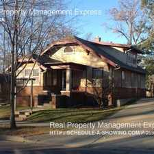Rental info for 1811 S Phillips Ave
