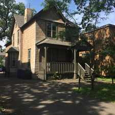 Rental info for 1208 4th St in the Dinkytown area