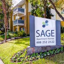 Rental info for Sage at Cupertino
