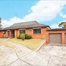 Rental info for Three Bedroom Home in the Melbourne area