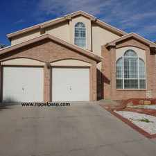 Rental info for 12107 Picasso Drive