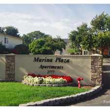 Rental info for Marina Plaza in the 94577 area