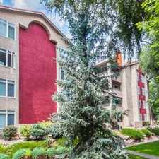 Rental info for Cheyenne Creek in the Broadmoor area