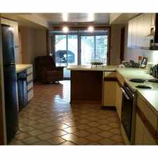 Rental info for Waterfront unfurnished apartment in the Lake Shore area