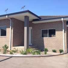 Rental info for BRAND NEW - TWO (2) BEDROOM VILLA With Ducted Air Conditioning in the Narwee area