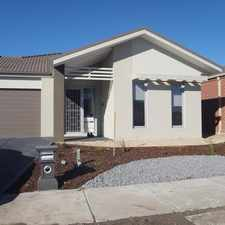 Rental info for GREAT SIZE FAMILY HOME in the Melbourne area