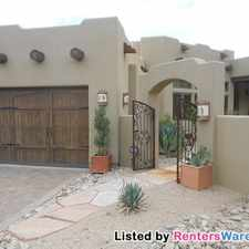 Rental info for 11325 E BLUE WASH RD