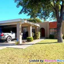 Rental info for 5313 S LA ROSA DR in the Kiwanis Park area