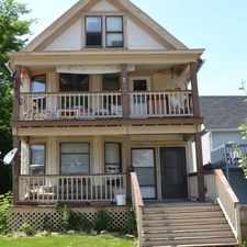 Rental info for 630 W Wilson St.