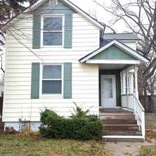 Rental info for 115 16th St. West in the Holland area