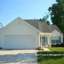 Rental info for 3606 Martingale Court in the Suffolk area