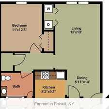 Rental info for 2 bedrooms Apartment - Looking out to the rolling Hudson Valley hills.