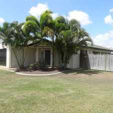 Rental info for Fresh Family Home - New Paint in the Townsville area
