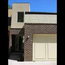 Rental info for IMMACULATE TOWNHOUSE LOCATED CLOSE TO ALL AMENITIES