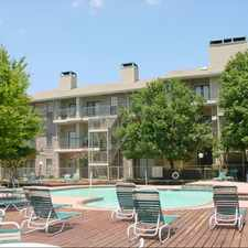 Rental info for Wyndham on the Creek in the Dallas area